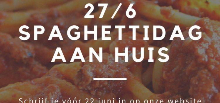 Spaghetti aan huis